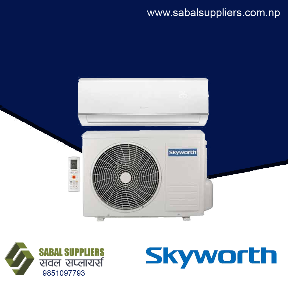 Skyworth  Air Conditioner 2.0 Ton (Smfh24B-4A1A1Na)