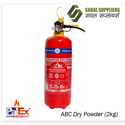 Palex ABC Fire Extinguisher 2KG