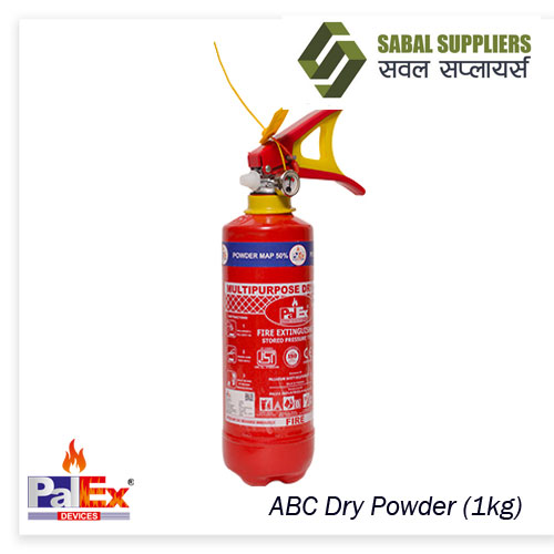 Palex ABC Fire Extinguisher 1KG