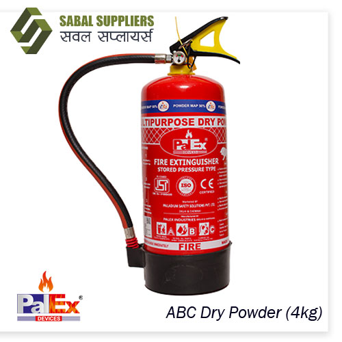 Palex ABC Fire Extinguisher 4KG